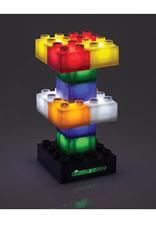 Light Stax Junior Classic LED Illuminated Blocks, 12 Pieces