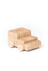 Eco Bricks Bamboo, 24 Pieces
