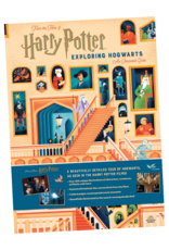 Exploring Hogwarts: An Illustrated Harry Potter Guide