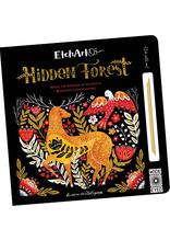 Wide Eyed Editions Etchart:  Hidden Forest