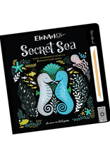Wide Eyed Editions Etchart:  Secret Sea