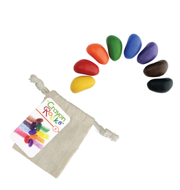 Crayon Rocks Crayon Rocks, 8 colors