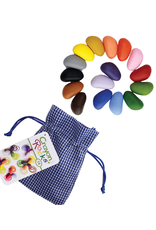 Crayon Rocks Crayon Rocks, 16 colors in Gingham Bag