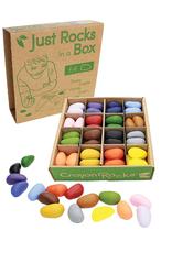 Crayon Rocks Crayon Rocks, Box of 16 Colors