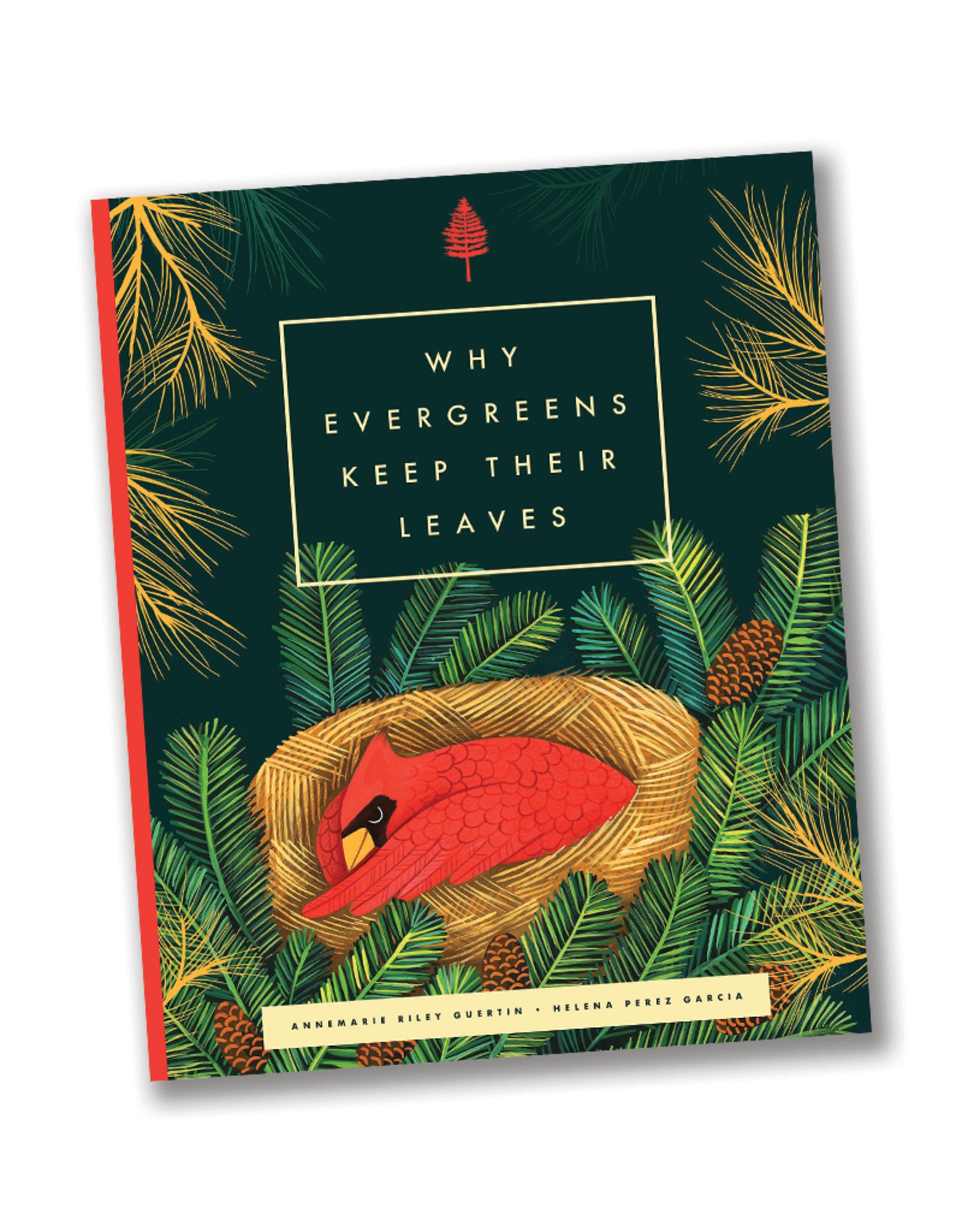 Familius Books Why Evergreens Keep Their Leaves