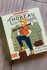 BabyLit Little Naturalists: Henry Thoreau In the Woods