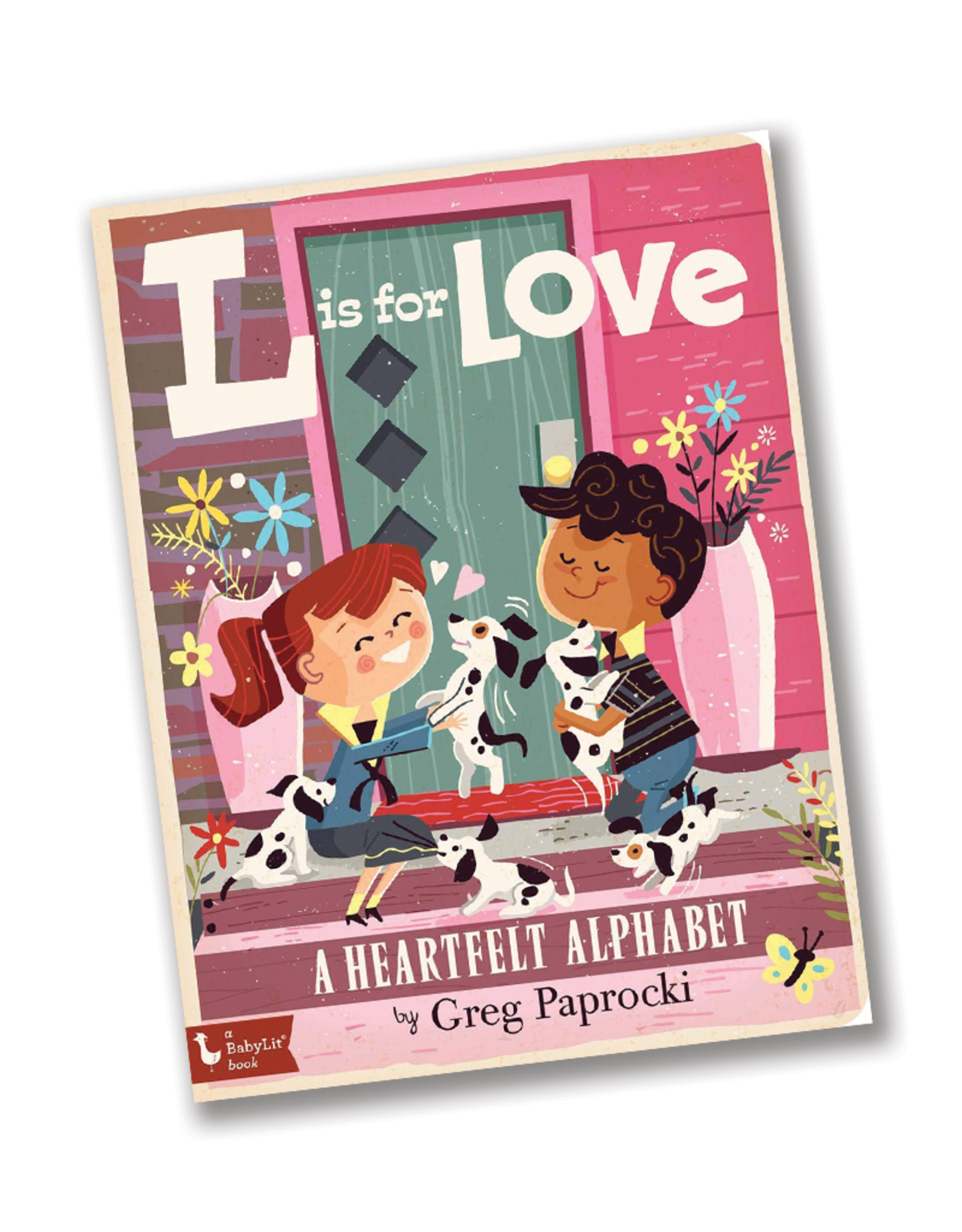 BabyLit L Is for Love:  A Heartfelt Alphabet