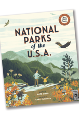 Wide Eyed Editions National Parks of the USA