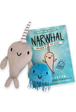 Narwahl and Jelly Finger Puppets