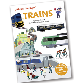 Ultimate Spotlight: Trains