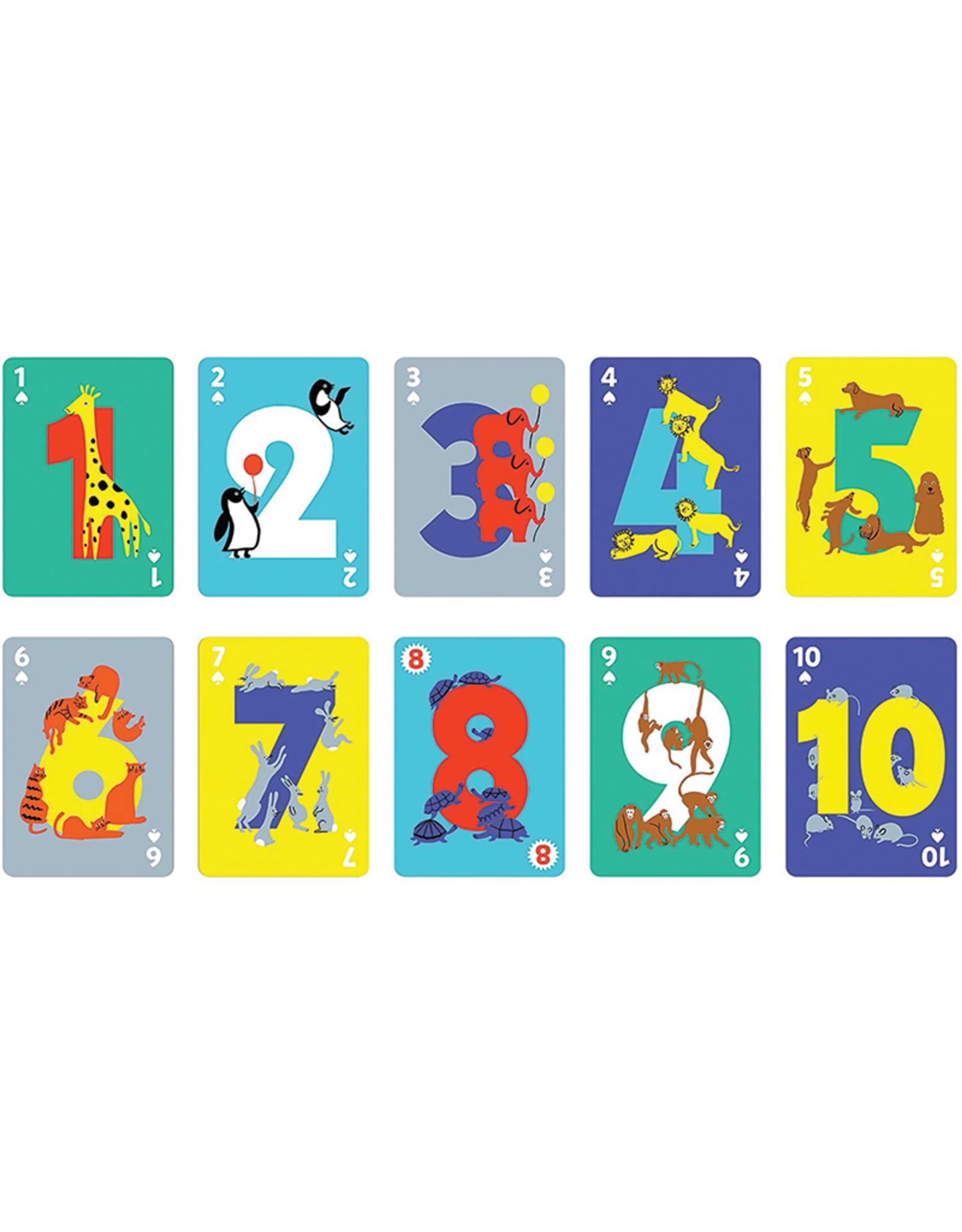 Mudpuppy Crazy Eights Card Game
