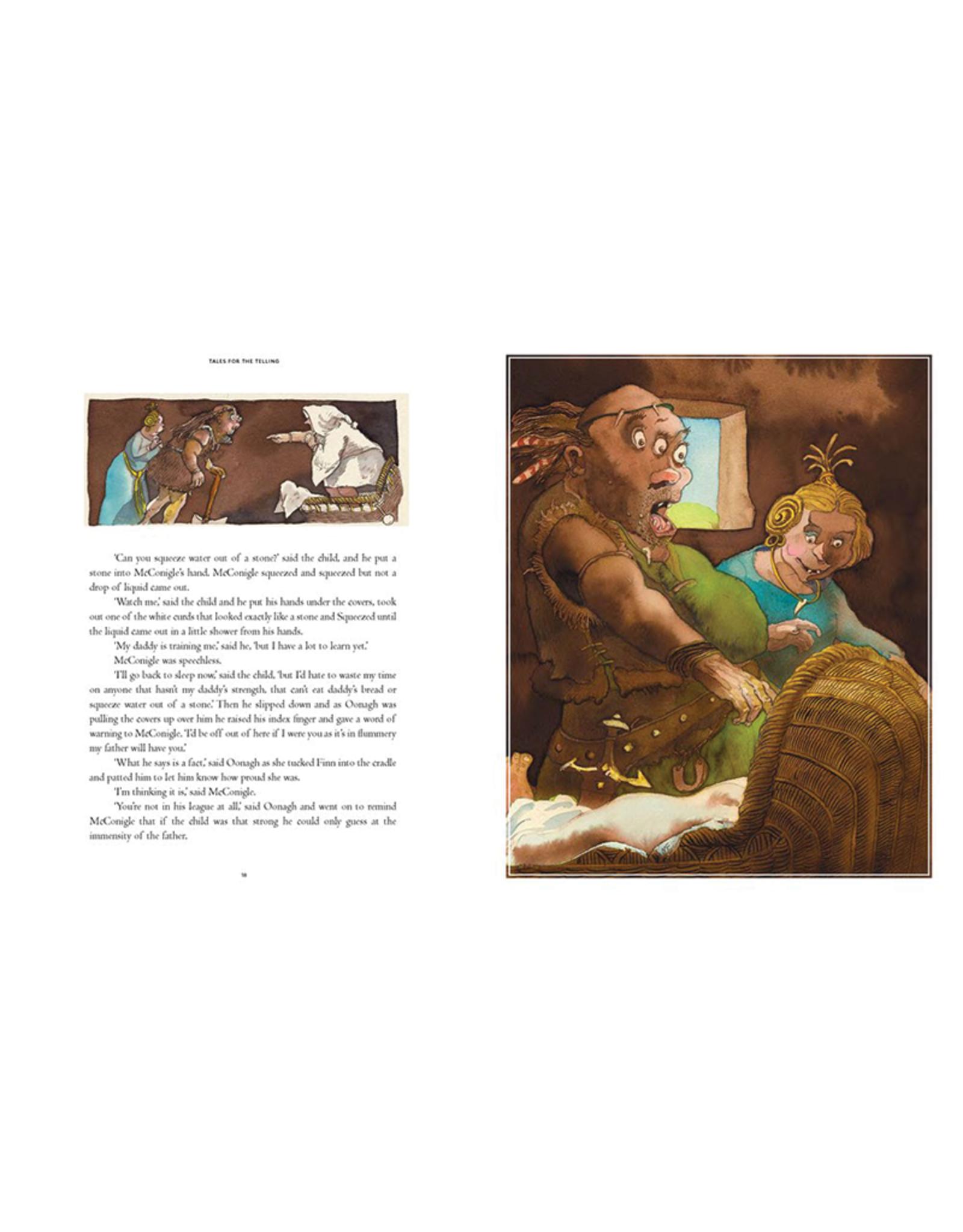 Tales for the Telling:  Irish Folk & Fairytales