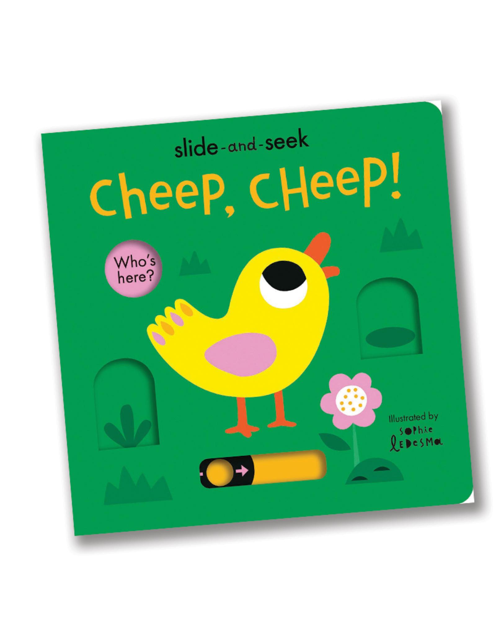 Cheep Cheep, Lift-the-Flap
