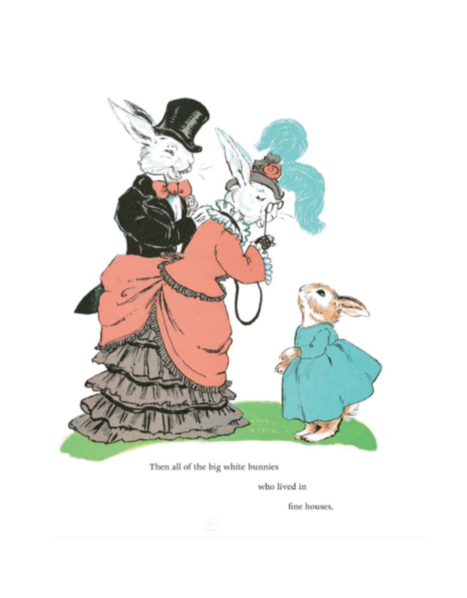 The Country Bunny and the Little Gold Shoes 75th Anniversary