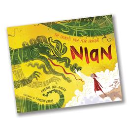 Sleeping Bear Press Nian, The Chinese New Year Dragon