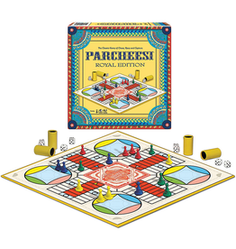 Parcheesi: The Royal Edition