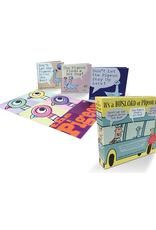 It's a Busload of Pigeon Books! 3-Book Set