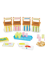 Lil' Lemonade Stand-Off:  A Memory Matching Game