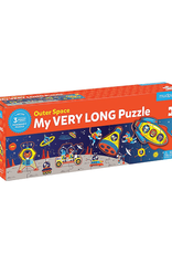 Mudpuppy Outer Space:  My Very Long Puzzle