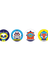 Mudpuppy Space Race! Travel Game