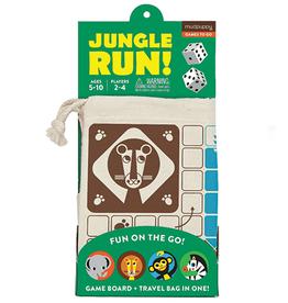 Mudpuppy Jungle Run! Travel Game