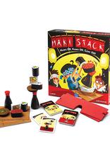 Blue Orange Maki Stack Game