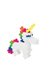 Plus-Plus Plus Plus Unicorn Tube - 70 Pieces