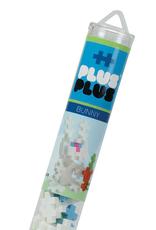 Plus-Plus Plus Plus Bunny Tube - 70 Pieces