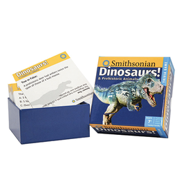 Smithsonian Dinosaurs Trivia Game