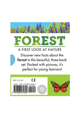 A First Look at Nature:  3 Book Set
