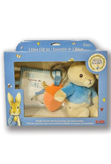 Peter Rabbit 3 Piece Gift Set:  Plush and Book