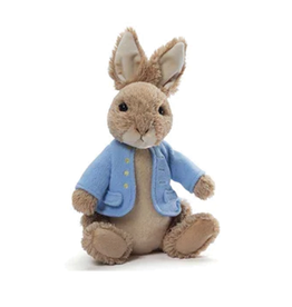 "6.5"" Peter Rabbit Plush by GUND"
