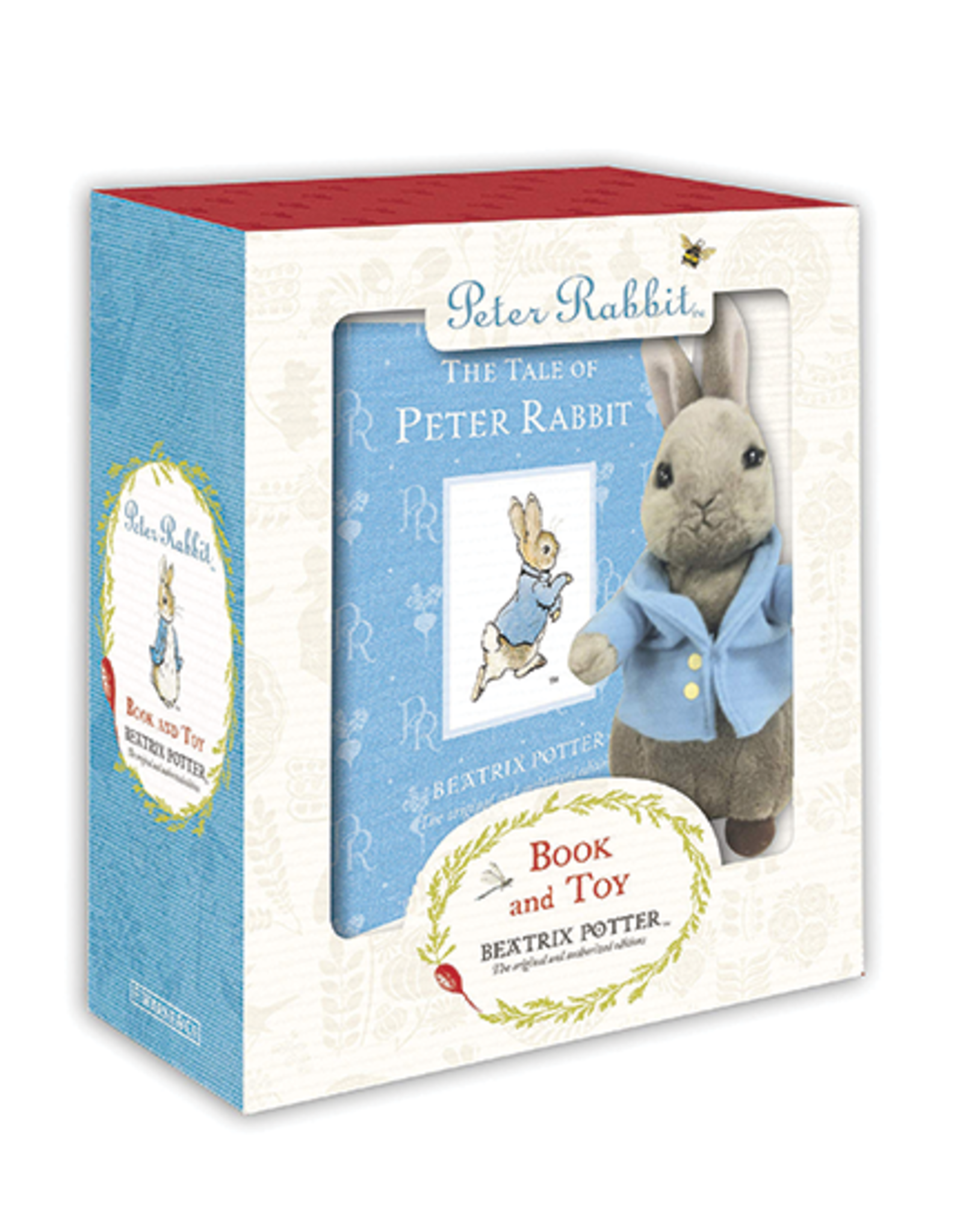 Peter Rabbit Book and Toy Gift Set