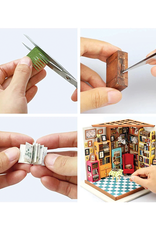 Sam's Study Miniature DIY Kit
