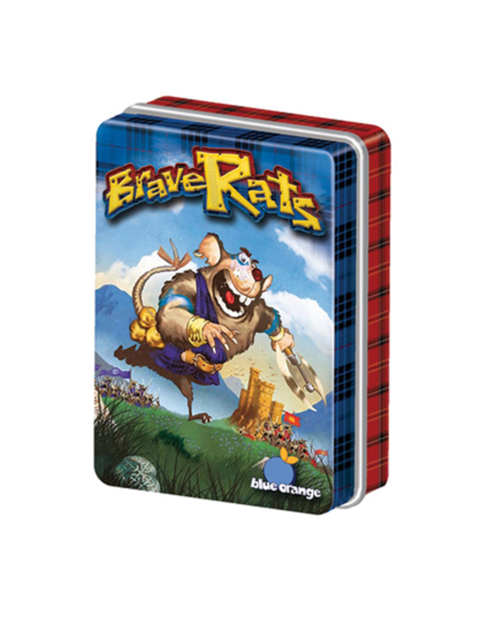 Blue Orange BraveRats Card Games