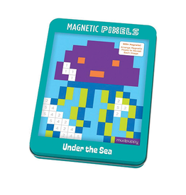 Mudpuppy Under the Sea Magnetic Pixels