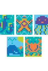 Mudpuppy Under the Sea Magnetic Pixels