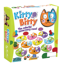 Blue Orange Kitty Bitty Game