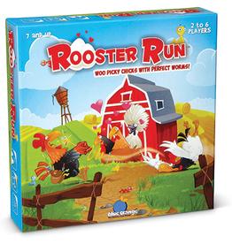 Blue Orange Rooster Run Game