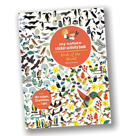 My Nature Sticker Book: Birds of the World