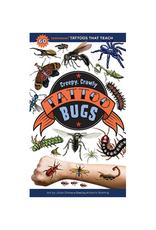 Workman Publishing Creepy, Crawly Tattoo Bugs: 60 Temporary Tattoos That Teach