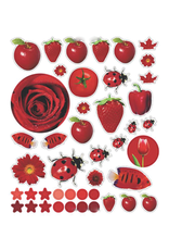 Eyelike Reusable Stickers: Colors Inspired by Nature