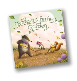 Sleeping Bear Press Badger's Perfect Garden