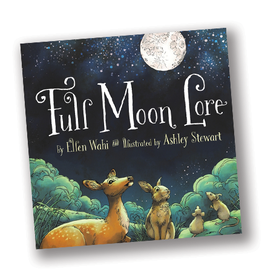 Sleeping Bear Press Full Moon Lore