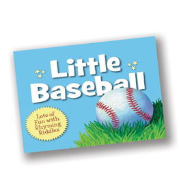 Sleeping Bear Press Little Baseball