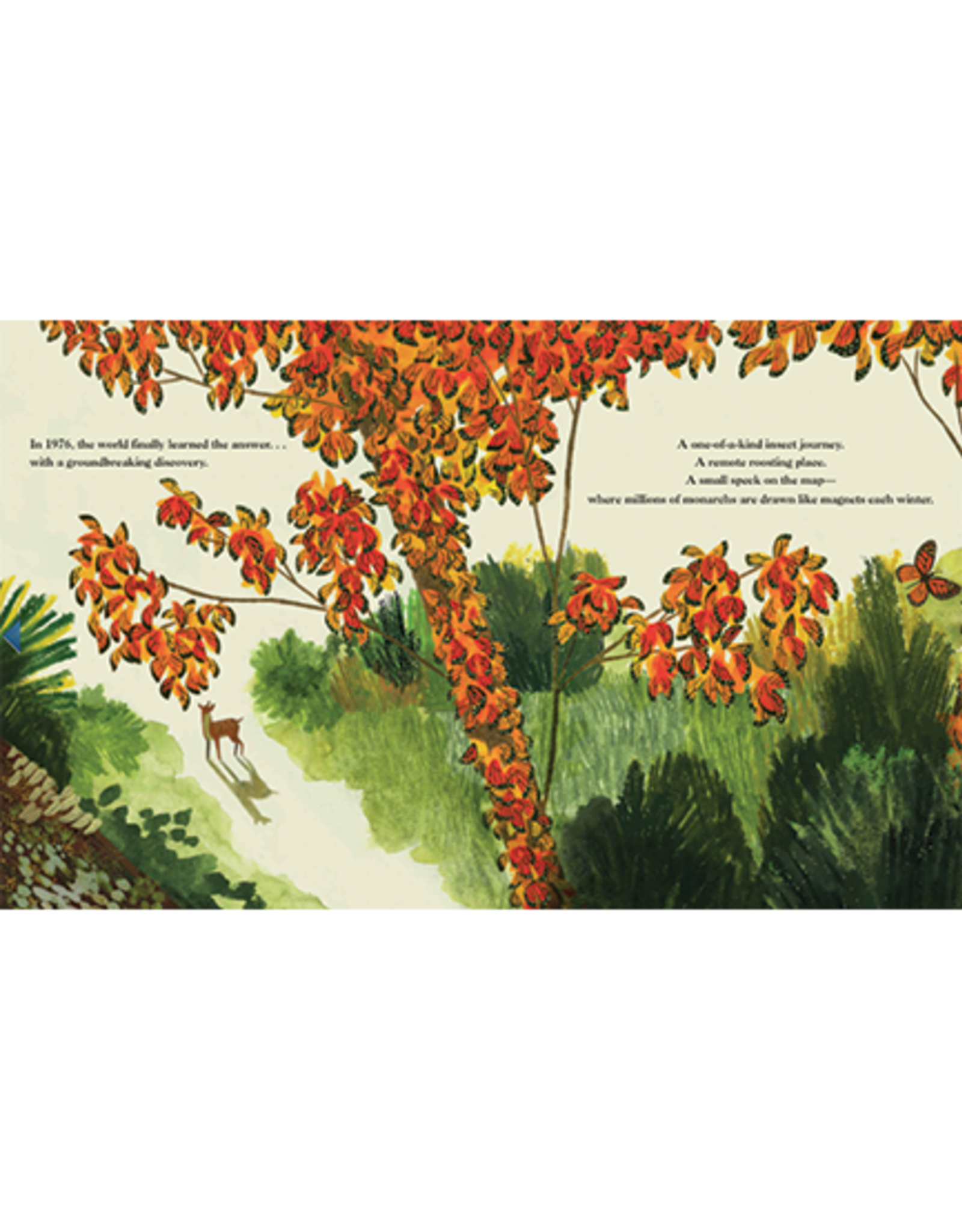 Sleeping Bear Press Winged Wonders: Solving the Monarch Migration Mystery
