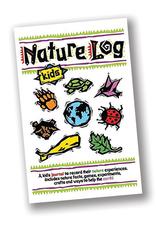 Nature Log Kids (Spiral-Bound Nature Journals)