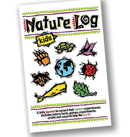 Nature Log Kids (Spiral-Bound Nature Journals)