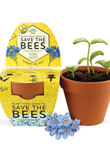 Save The Bees Forget-Me-Not Grow Kit