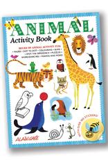 Alain Grée Animal Activity Book